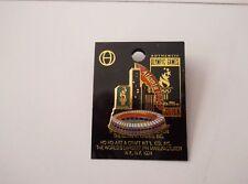 Vintage 1996 Atlanta Centennial Olympics Atlanta Skyline cut-out style pin