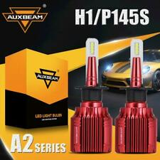 AUXBEAM A2 H1 LED Light Bulbs High Beam Headlight 25W 5000LM 6000K Super Bright