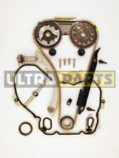 Timing Chain Kit fit Vauxhall Signum Vectra Zafira 2.2 16v [Z22YH] 03-on +GEARS