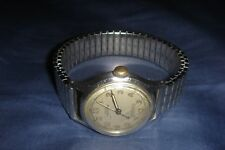 Vintage OCTO 17 Jewel  Waterproof Stainless Steel Midsize Military Watch