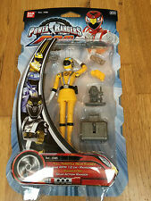 Power rangers RPM 12cm Full throttle Bear ranger yellow -  Brand new Very rare