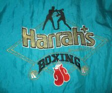 Back Bay Exchange HARRAH's Atlantic City BOXING Embroidered (XL) Jacket