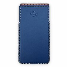 Blackberry KeyOne Handmade Leather Case with Built-in Holster Multicolor
