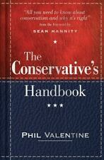 The Conservative's Handbook by Phil Valentine (2016, Hardcover, Revised)