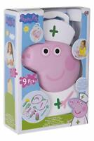 Peppa Pig Medic Filled Case Nursing Equipment Kids Role Play Doctor Stethoscope
