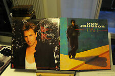 "DON JOHNSON - HEART BEAT  - DISCO VINILE - LP 33 GIRI - 12"""