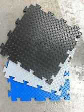 PVC Vinyl Floor Tiles, Garage, Workshop