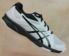 c93d9a8eaa0 Asics Upcourt 3 Branca E Preta Vôlei Badminton Tênis 1071A019 Masculino Eua  10.5