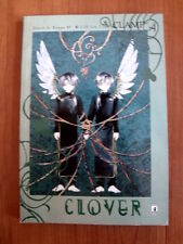 CLOVER di CLAMP vol.4 - Storie di Kappa n°89 Star Comics  [G.370A]