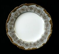 Beautiful Coalport Hazelton Grey Bread Plate