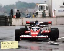 Derek Warwick Toleman-Hart DETROIT US GRAND PRIX 1983 8 X 10 PHOTO 4