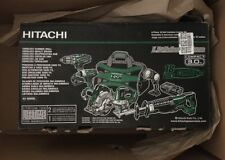 Hitachi KC18DG6LPA 18V Cordless 6-Piece Combo Kit, NIB SHIP FROM STORE
