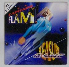 Capitaine Flam CD's laser Mix 1993