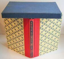 CRANFORD Folio Society 1987 Mrs Gaskell box illust VGC Knutsford WA16 Elizabeth
