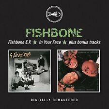 Fishbone - Fishboneep / In Your Face Plus [New CD] Bonus Tracks, UK -