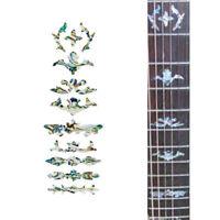 Gitarre Bass Aufkleber Griffbrett Marker DIY Aufkleber Dekoration GitarrePDH
