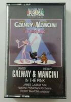James Galway & Henry Mancini In the Pink Cassette Tape 1984 RCA Pink Panther