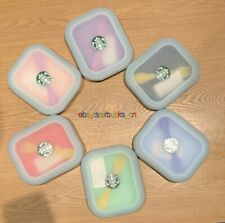 Starbucks + Lexngo Collapsible Silicone Lunch Box 850ml Flexibox With Spork