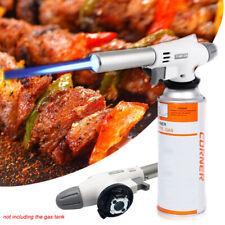 Butane Torch Gas Soldering Iron Blow Lighter Burner Camping Welding BBQ Tool