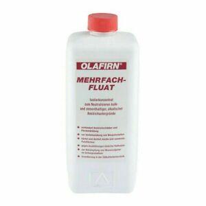 PUFAS Isolierkonzentrat Mehrfach-Fluat 1 Liter Weiß