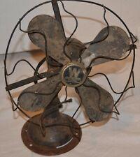 VINTAGE 1920'S WESTINGHOUSE Electric Fan 2419853- for descoration or restoration