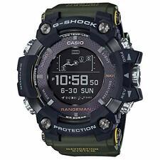 cacc41cd9ef6 Casio G-Shock Rangeman 51mm Caja Negra Correa Negra Reloj para Hombre