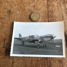 photographie ancienne avion N342