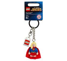 YRTS Lego 853455 Llavero Supergirl Super Heroes ¡New! minifigures minifigura