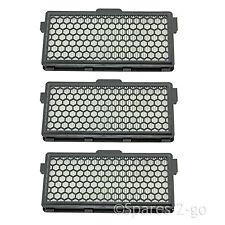 3 X Filtro HEPA Adatto a Miele sf-aa50 SF-AAC 50 s4000 s5000 s6000 Aspirapolvere s8000