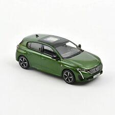 NOREV 473930 - Peugeot 308 GT 2021 - Green  1/43