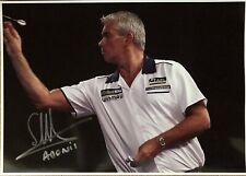 Steve Beaton World Darts Champion personally signed photo 10x8