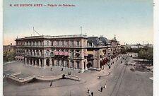 B81458 buenos aires palacio de gobierno argentina front/back image