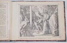 LA STORIA SACRA PARTE SECONDA CULTURA RELIGIOSA DEI BAMBINI 1926 BIBBIA BIBLE