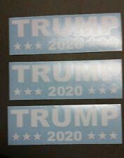"6"" DONALD TRUMP 2020 KEEP AMERICA GREAT AGAIN Decals Stickers Car Window Bumper"