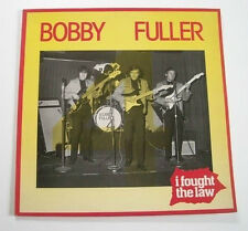 "Bobby FULLER ""I fought the law"" (Vinyle 33t / LP)"