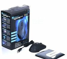 ROCCAT Kone Pure Black - Performance Gaming Mouse 8200 DPI Max, 7 Buttons