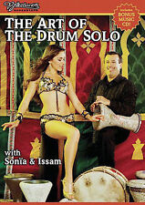 Sonia  Issam Bellydance: The Art of the Drum Solo (DVD, 2005)
