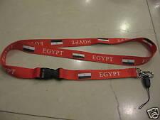 Egypt Lanyard /  Egypt Flag
