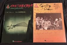 COUNTING CROWS 2 Song books - GUITAR