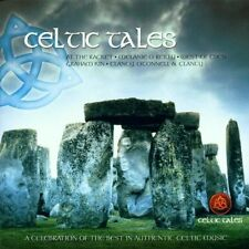 Celtic Tales (2000, Koch) Melanie O'Reilly, Lir, West Of Eden, At The Rac.. [CD]