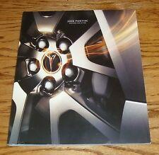 Original 2009 Pontiac Full Line Deluxe Sales Brochure 01/09 G8 G6 G5 G3 Vibe