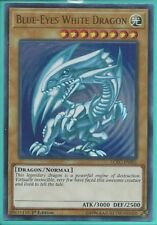 Yugioh Card - Blue-Eyes White Dragon [SDK Art] *Ultra Rare* LCKC-EN001 (NM/M)