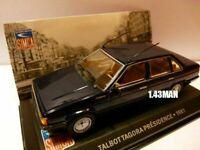 SIM21F Voiture 1/43 IXO altaya SIMCA : Tagora Présidence 1981