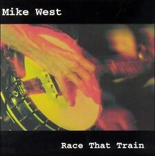 New: West, Mike: Race That Train  Audio CD