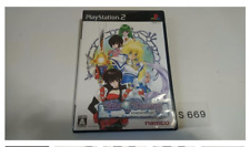Sony Playstation2 Tales of Destiny RPG Role Playing Namco PS2 JP NTSC-J