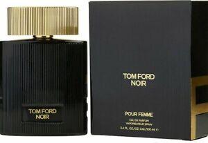TOM FORD NOIR POUR FEMME EAU DE PARFUM SPRAY 3.4 Oz / 100 ml BRAND NEW IN BOX!!!