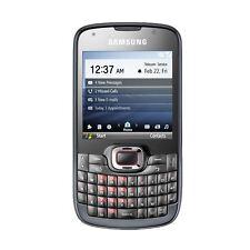 SAMSUNG OMNIA PRO B7330 (ORANGE) LOCKED MOBILE PHONE - GRADE B