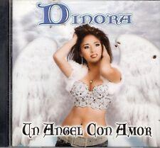 Dinora Y La Juventud Un Angel Con Amor CD New Sealed