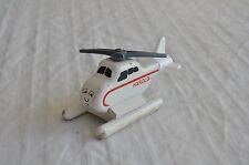 HAROLD the HELICOPTER / wooden version not plastic, staple on bottom, rare