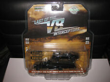 1/64 GREENLIGHT Mad Max V8 Interceptor 73 Ford Falcon XB MOVIE CAR + FORD F-350